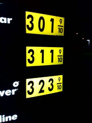 Lower Gasoline Prices Are Like Tax Cut