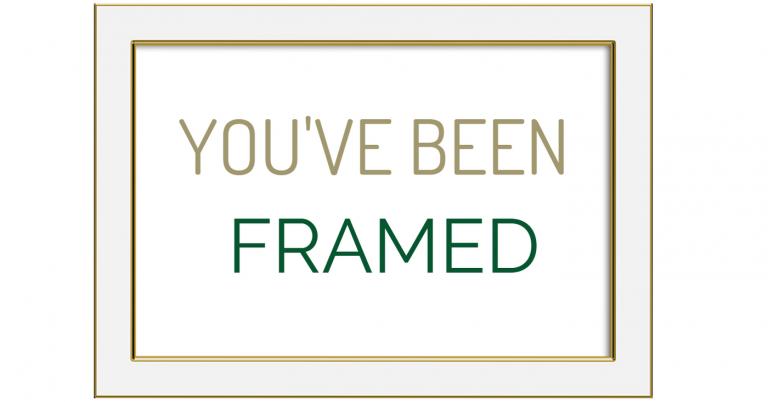 Framed by Your Investor Behavior